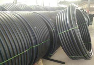 聚乙烯硅芯管结构